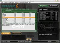 Images du logiciel Ongame Network